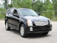 All Wheel Drive SRX ! Heated Leather, Ultra View