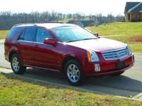 Very sharp two-owner, non-smoker 2006 Cadillac SRX AWD