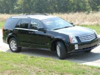 Non-smoker 2006 Cadillac SRX AWD with 3rd row seats,
