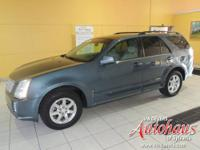 This SRX is loaded! All Wheel Drive, ultraview sunroof,