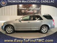 2006 Cadillac SRX is the SUV that you have been trying