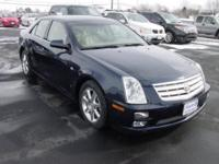 Only 76K miles on this Cadillac STS and it shows!