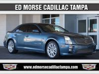 Let your 2006 Cadillac STS-V Base be an oasis from the