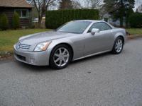 Options:  2006 Cadillac Xlr Convertible|Silver|55652