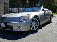 ****ONLY 21,053 MILES FROM NEW*** RARE XLR CONVERTIBLE