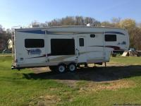 Exceptionally clean and well maintained 2006 Cardinal