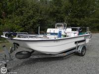 The DLX Series is a pillar of Carolina Skiff's brand,