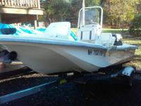 2006 carolina skiff jv 15 model. Boat is in great shape