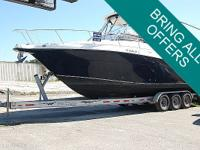 What a boat! The 2006 Century 3200 Walk Around is a