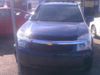 Up for sale is a blue 2006 Chevy Equinox LT. *** This