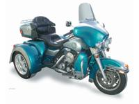 Our FLH trike kit is built to the highest standards by