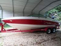 - Stock #79289 - Powered by Mercruiser MAG MPI 350 with