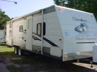 2006 cherokee 28a slide out travel trailer - ducted a/c