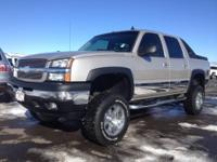 2006 Chevrolet Avalanche Crew Cab Pickup - Short Bed