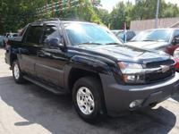 Options:  2006 Chevrolet Avalanche 4Wd 1500 Wagon