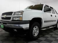 CLEAN CARFAX, 4X4! All of our vehicles have clean
