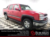 2006 Chevrolet Avalanche LT 4x4 with ** SUNROOF **
