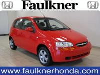 Options Included: Cloth Seat Trim (Std), Front Wheel