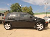 Options:  2006 Chevrolet Aveo Ls|No Let-Down Upon