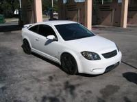 Low miles and sharp lowered 2006 Cobalt SS with black