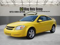 YOU ARE VIEWING A 2006 CHEVROLET COBALT LT THAT IS