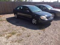 Options:  2006 Chevrolet Cobalt Ls 4Dr Sedan|Black|Nice