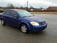 EPA 34 MPG Hwy/25 MPG City! LS trim, Arrival Blue