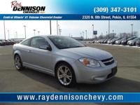 Exterior Color: silver, Body: Coupe, Engine: 2.4L I4