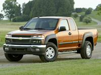 Body Style: Truck Engine: 5 Cyl. Exterior Color: Summit