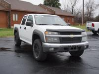 Options:  2006 Chevrolet Colorado Lt|Lt 4Dr Crew Cab