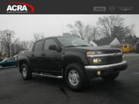 Used 2006 Chevrolet Colorado, key features include: