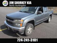 2006 Chevrolet Colorado LT CARFAX One-Owner. Clean