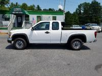 Options:  2006 Chevrolet Colorado Base 4Dr Extended Cab