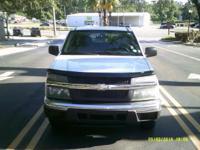 Options:  2006 Chevrolet Colorado  White Stock