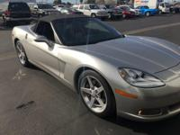 Check out this 2006 Chevrolet Corvette Base. Its Manual