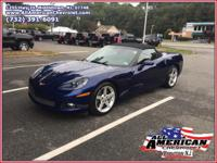 This 2006 Chevrolet Corvette Convertible with Only