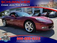 Options:  2006 Chevrolet Corvette| |Child Safety Seat