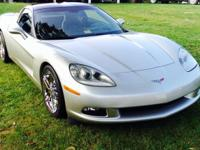I am selling my 2006 Chevy corvette; it has given me