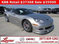 Recent Trade! Z06 7.0 V8 RWD. Hard Top, 6-Speed Manual,