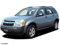 Don't miss out on this 2006 Chevrolet Equinox LS!
