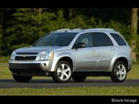 Options:  2006 Chevrolet Equinox Lt|Lt 4Dr Suv|3.4L|6