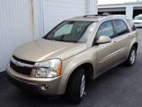 The 2006 Chevy Equinox is a stylish and comfortable