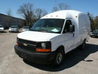 This Chevrolet Express 3500 Van is offered for purchase
