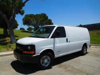Options:  2006 Chevrolet 2500 Express Cargo Van||2006