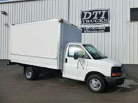 Good Running Well Maintained Van Truck With Only 39K