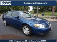 In this 2006 Chevrolet Impala LTZ, enjoy every drive