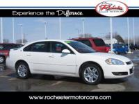 2006 Chevrolet Impala LT, FWD with 81,128 miles. This