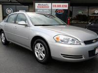 2006 Chevrolet Impala LS! WE FINANCE - 78k miles!