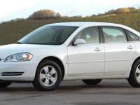 2006 Chevrolet Impala LT 3.9L For