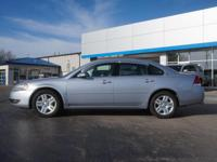 Options:  2006 Chevrolet Impala Ltz|Ltz 4Dr Sedan|Blue